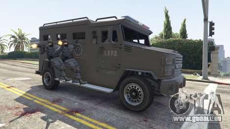 GTA 5 Rufen Sie die Polizei v0.1 dritten Screenshot