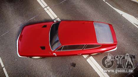 GTA V Lampadati Pigalle pour GTA 4 est un droit