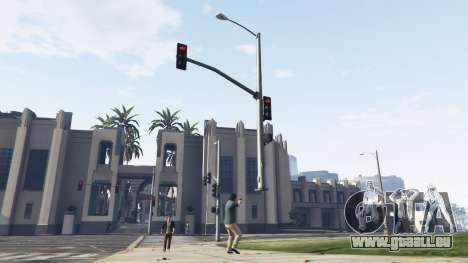 Gravitations-Waffen für GTA 5