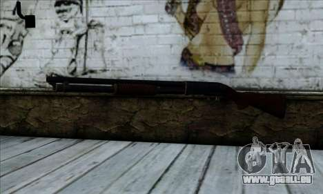M37 Ithaca Long pour GTA San Andreas