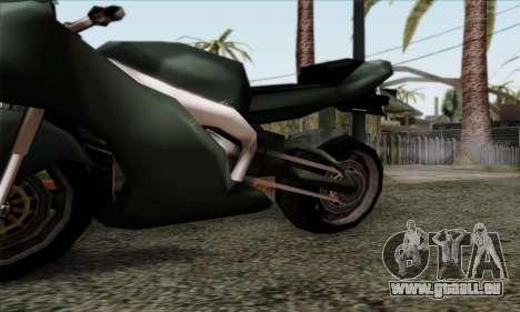 GTA LCS PCJ-600 für GTA San Andreas rechten Ansicht