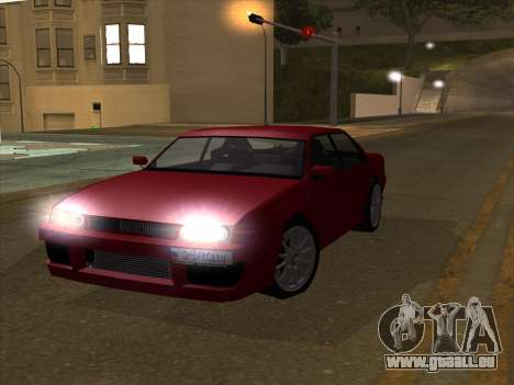 Sultan GunkinModding pour GTA San Andreas