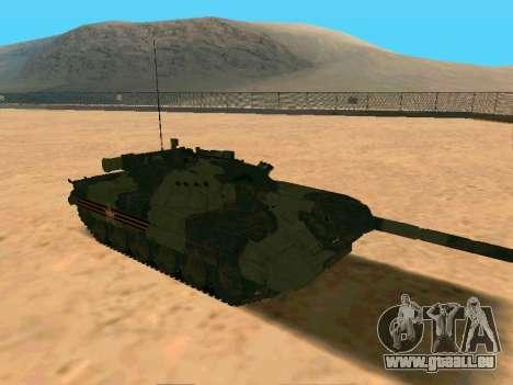 T-80U pour GTA San Andreas
