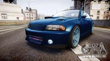 Ubermacht Sentinel STD Sport pour GTA 4