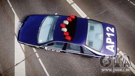 Chevrolet Caprice 1993 LCPD WoH Auxiliary [ELS] pour GTA 4 est un droit