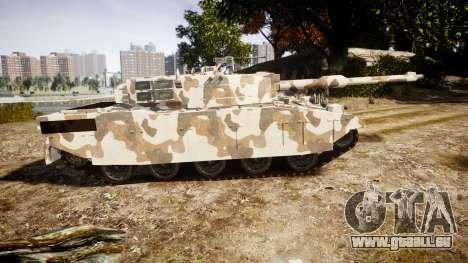 GTA V Rhino für GTA 4 linke Ansicht