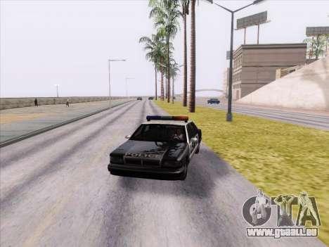 HQ ENB Series v2 pour GTA San Andreas cinquième écran