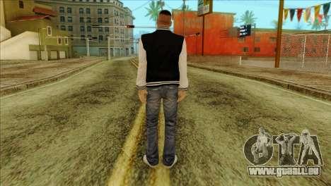 Luis Skin from GTA 5 für GTA San Andreas zweiten Screenshot