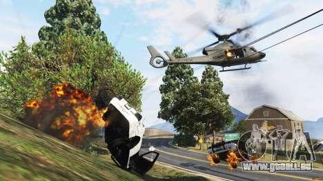 GTA 5 Lamar Gunner dritten Screenshot