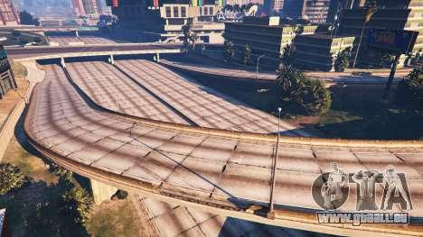 GTA 5 L'absence de circulation troisième capture d'écran