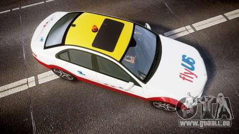 Mercedes-Benz C180 FlyUS für GTA 4 rechte Ansicht