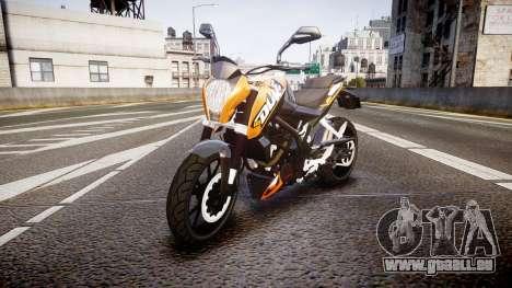 KTM 125 Duke für GTA 4