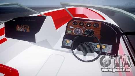 Bateau de vitesse pour GTA 4 est un droit
