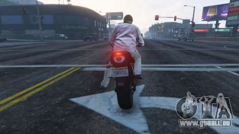 Bremslicht für GTA 5