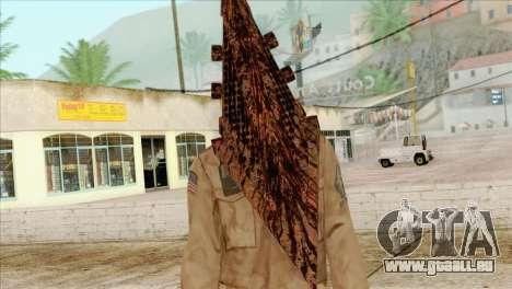 Bogeyman Alex Shepherd Skin pour GTA San Andreas troisième écran