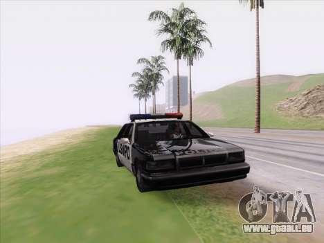 HQ ENB Series v2 pour GTA San Andreas deuxième écran