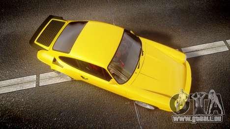 RUF CTR Yellow Bird pour GTA 4 est un droit