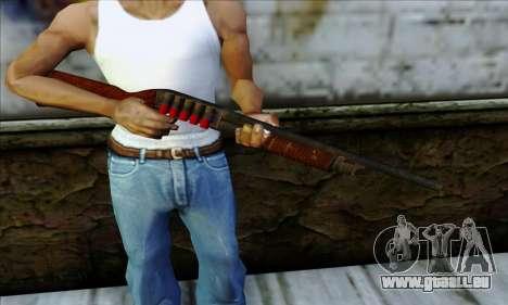 M37 Ithaca Long SS für GTA San Andreas dritten Screenshot