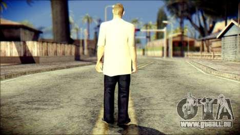 Paul Walker pour GTA San Andreas deuxième écran
