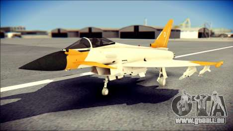 EF-2000 Typhoon  Federal Erusea Air Force für GTA San Andreas
