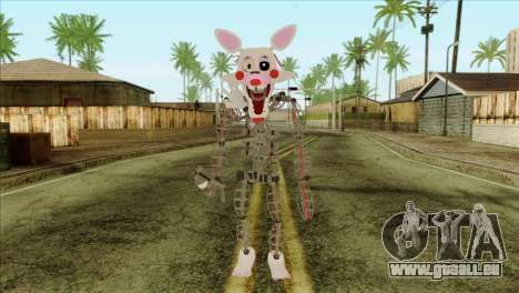 Mangle from Five Nights at Freddy 2 pour GTA San Andreas