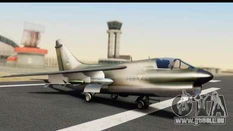 Ling-Temco-Vought A-7 Corsair 2 Belkan Air Force für GTA San Andreas