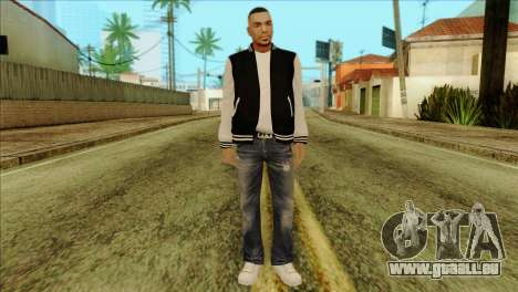 Luis Skin from GTA 5 pour GTA San Andreas