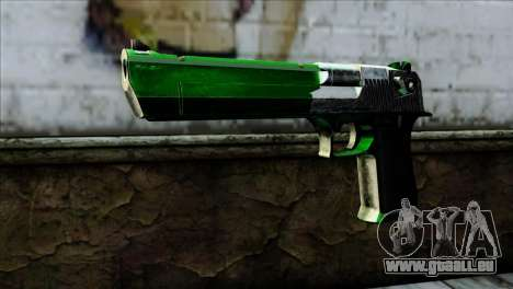 Desert Eagle Pakistan pour GTA San Andreas