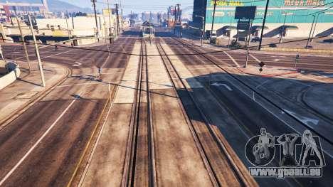 GTA 5 Der Mangel an Verkehr zweite Screenshot