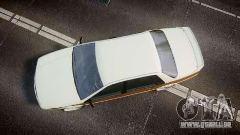 Albany Primo Camber Tuned für GTA 4 rechte Ansicht