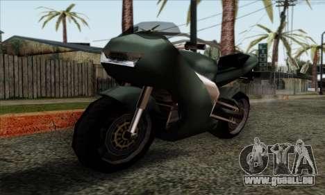 GTA LCS PCJ-600 pour GTA San Andreas