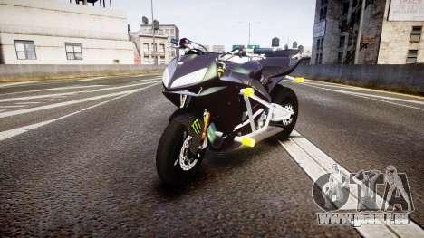 Honda CBR600RR Stunt pour GTA 4