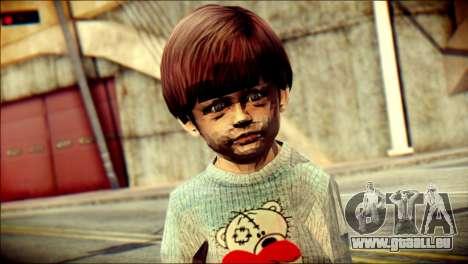 Walter Sullivan SH4 Skin für GTA San Andreas dritten Screenshot