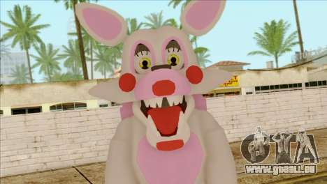Premangle from Five Nights at Freddy 2 für GTA San Andreas dritten Screenshot