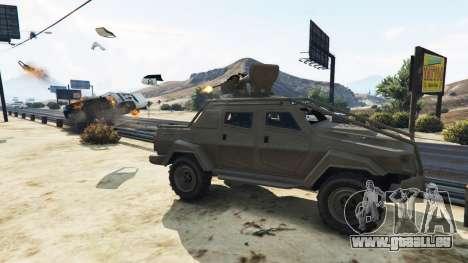 GTA 5 Control Heist Vehicles Solo v1.3 dritten Screenshot
