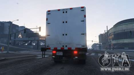 Feux de freinage pour GTA 5