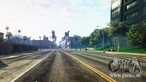 GTA 5 Realism Graphics troisième capture d'écran