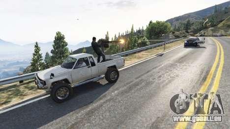 Lamar Gunner für GTA 5