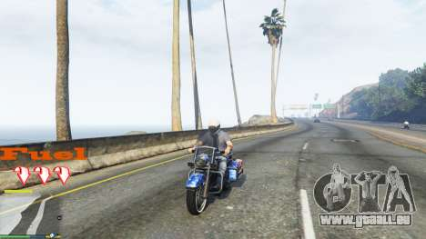 Carburant v0.2 pour GTA 5