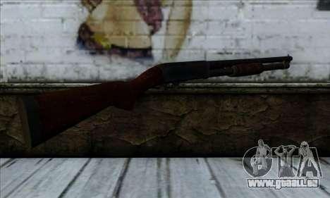 M37 Ithaca Long für GTA San Andreas zweiten Screenshot