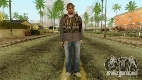 Technician from PMC für GTA San Andreas