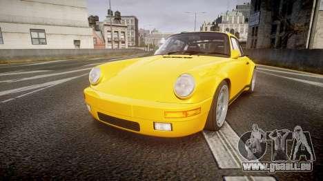RUF CTR Yellow Bird pour GTA 4