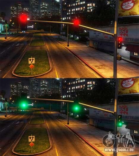 L'amélioration de l'éclairage pour GTA 5