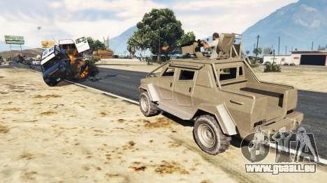 GTA 5 Control Heist Vehicles Solo v1.3 zweite Screenshot