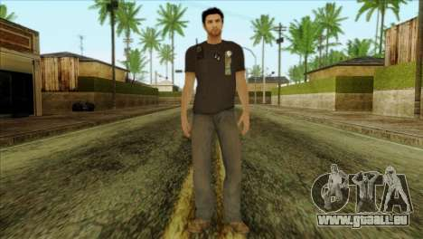 Young Alex Shepherd Skin pour GTA San Andreas