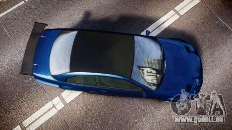 Ubermacht Sentinel STD Sport für GTA 4 rechte Ansicht