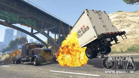 GTA 5 Schweren LKW und Bussen dritten Screenshot