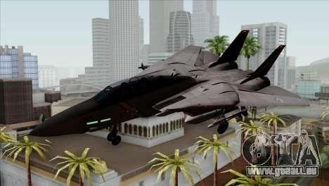 Grumman F-14B VF-193 Lions pour GTA San Andreas