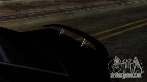 Sultan FIB pour GTA San Andreas vue de droite