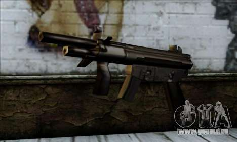 MP5K From LCS pour GTA San Andreas